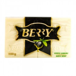 SAPUN RUFE BERRY 125G 4/SET