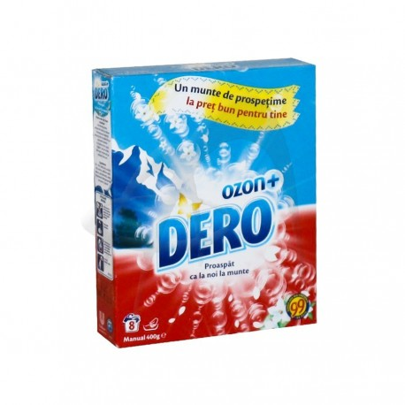 DETERGENT MANUAL CUTIE DERO OZON+