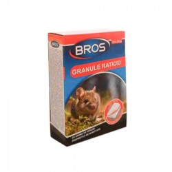 GRANULE RATICID BROS 250G