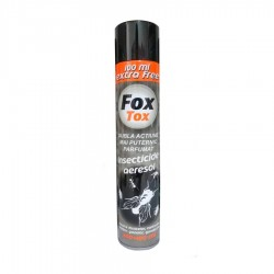 INSECTICID SPRAY FOXTOX 0.4L