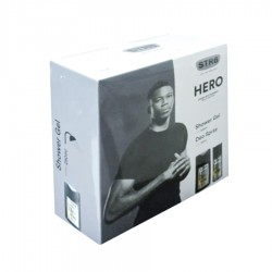CASETA GEL DUS + DEO SPRAY HERO STR8