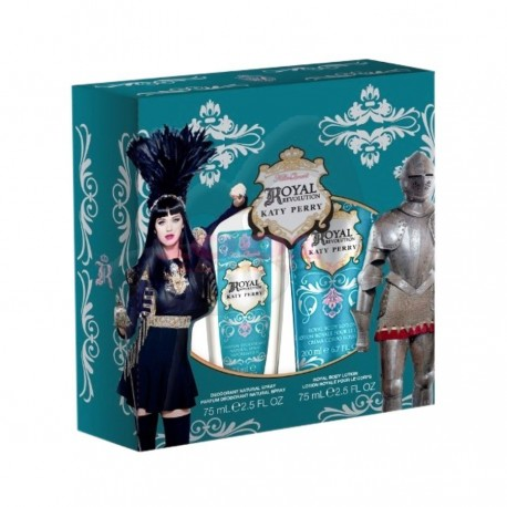 SET DAMA ROYAL KATY PERRY
