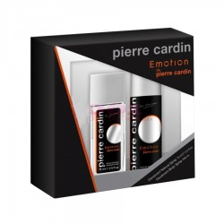 SET BARBATI EMOTION PIERRE CARDIN