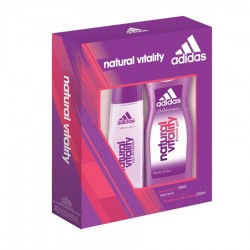 SET DAMA NATURAL VITALITY ADIDAS