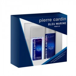 SET BARBATI BLUE MARINE PIERRE CARDIN