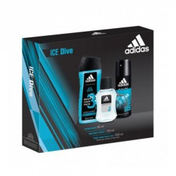 SET BARBATI ICE DIVE ADIDAS
