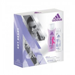 SET DAMA GET READY ADIDAS