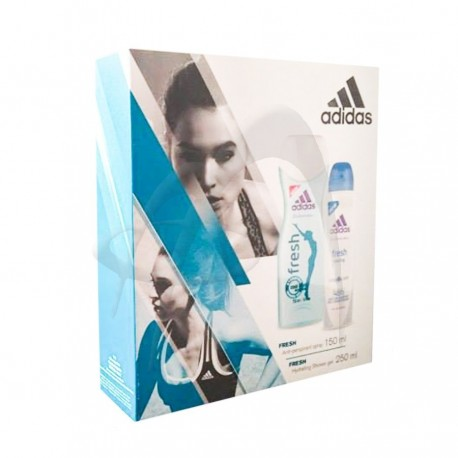 SET DAMA FRESH ADIDAS