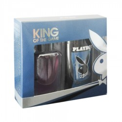 CASETA EDT + SG KING OF THE GAME PLAYBOY