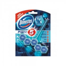 ODORIZANT SOLID TOALETA DOMESTOS POWER 5 55G