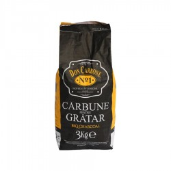 CARBUNI GRATAR DON CARBONE 3 KG