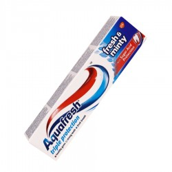 PASTA DINTI FRESH & MINTY AQUAFRESH 50ML
