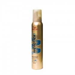 SPUMA DE PAR EXTRA STRONG 4 WELLAFLEX 200ML