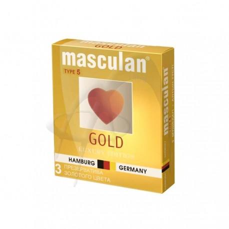 PREZERVATIVE GOLD MASCULAN