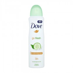 DEODORANT SPRAY DOVE 125G