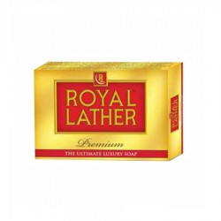 SAPUN SOLID PREMIUM ROYAL LATHER 150G