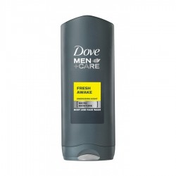 GEL DE DUS FRESH AWAKE DOVE MEN