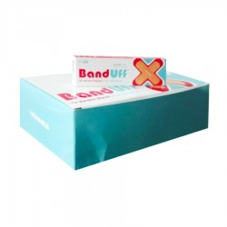 PLASTURE MEDICINAL BANDUFF 19 X 72 MM 30/CUTIE