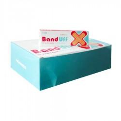 PLASTURE MEDICINAL BANDUFF 19 X 72 MM 30/SET