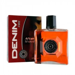 AFTER SHAVE FIRE DENIM 100ML