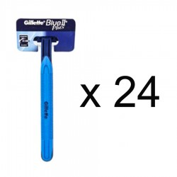 SET APARAT RAS BLUE 2 PLUS GILLETTE