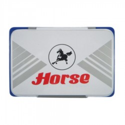 TUSIERA ALBASTRU HORSE