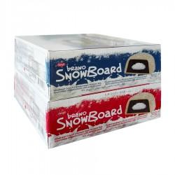PRAJITURA SNOWBOARD BRAWO 50G 24/CUTIE