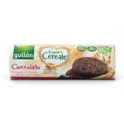 BISCUITI GULLON CUOR DI CEREALE CIOCCOLATO 280G-16/BOX