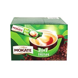 CAFEA MOKATE IRISH 3IN1 17G, 24/CUTIE