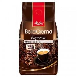 CAFEA BOABE MELITTA BELLA CREMA expresso1KG