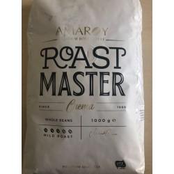 CAFEA BOABE AMAROY ROAST MASTER crema1KG