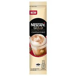 NESCAFE GOLD CAPPUCCINO 14G-8/CUT