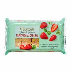PRAJITURA TORT CAPSUNI BOROMIR 250G