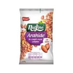 NUTLINE ARAHIDE IN COAJA COAPTE CU SARE 300G-12/BOX