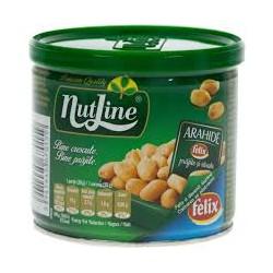 NUTLINE ARAHIDE IPRAJITE CU SARE 135G-6/BOX