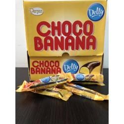 DELLY CHOCO BANANA 18G-100/CUT