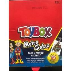 GUMA LA METRU TOY BOX 12/SET-12/BOX