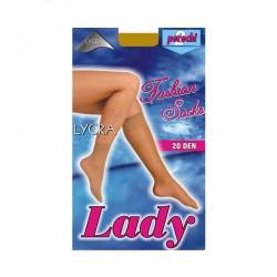SOSETE LYCRA 20 DEN LADY