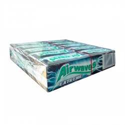 GUMA PASTILE EXTREME AIRWAVES 420G 30/SET
