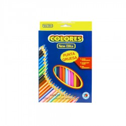 CREIOANE COLORATE MICI NEW ELITE 12/SET