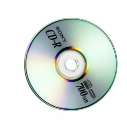 CD-R 700 MB SONY
