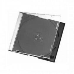 CARCASA SIMPLA CD PLASTIC