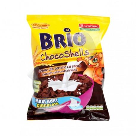 CEREALE EXTRUDATE CHOCOSHELLS BRIO 250G