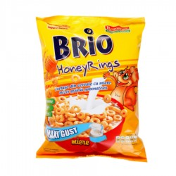CEREALE EXTRUDATE HONEYRINGS BRIO 250G