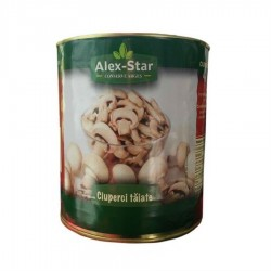 CIUPERCI TAIATE ALEX-STAR 2.5KG