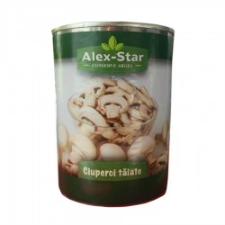 CIUPERCI TAIATE ALEX-STAR 400G