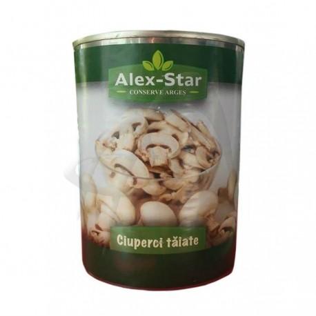 CIUPERCI TAIATE ALEX-STAR 400G