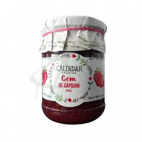 GEM DE CAPSUNI CALINDAR 310G