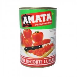 ROSII DECOJITE CUBURI AMATA 400G