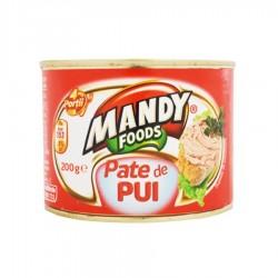 BAX PATE DE PUI MANDY 200G